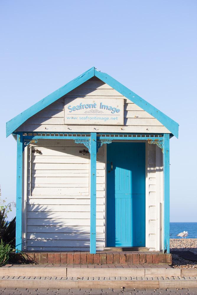 Lieblingsfarben in Brighton - Tweed & Greet