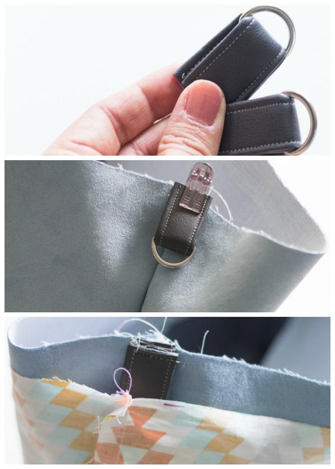 Anleitung Bucket Bag by Tweed & Greet
