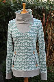Sweater Lady Serena von Katharina von Derrabeimschlamm
