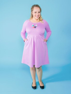 Zadie Dress by Tilly & the Buttons
