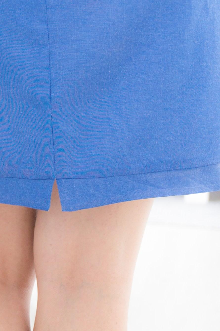 Kleid Austen - Schnittmuster von Dessine Moi un Patron - Tweed & Greet