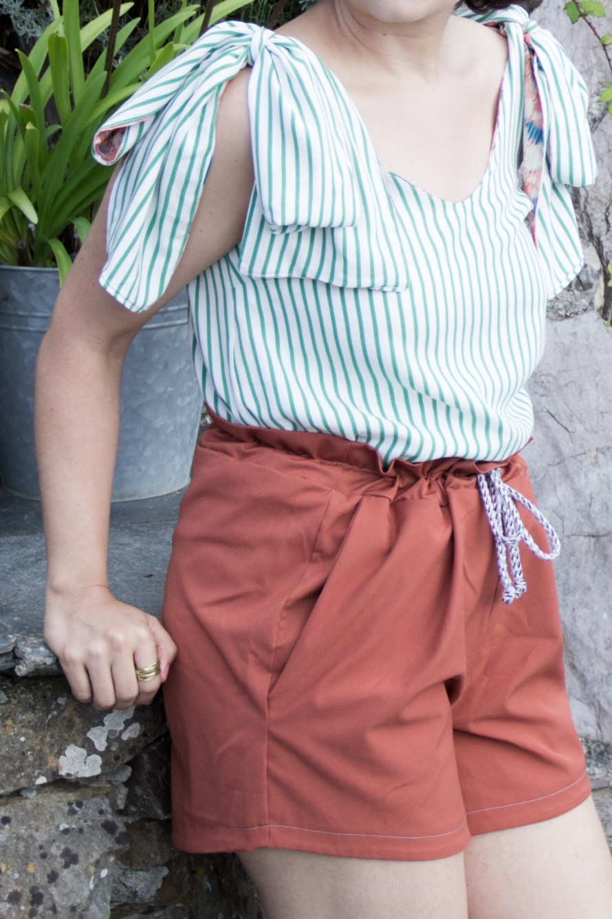 Top Nana by Dessine Moi un Patron - Tweed & Greet
