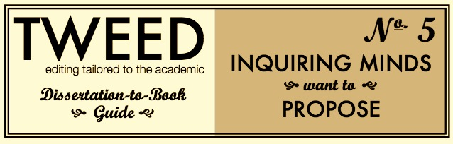 Dissertation-to-Book Guide: Inquiring Minds Want to Propose