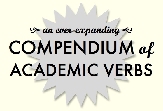 TWEED's Academic Verbs