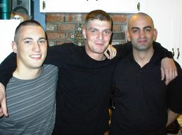 Jon, Caleb & David
