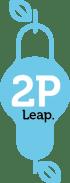logo 2P leap