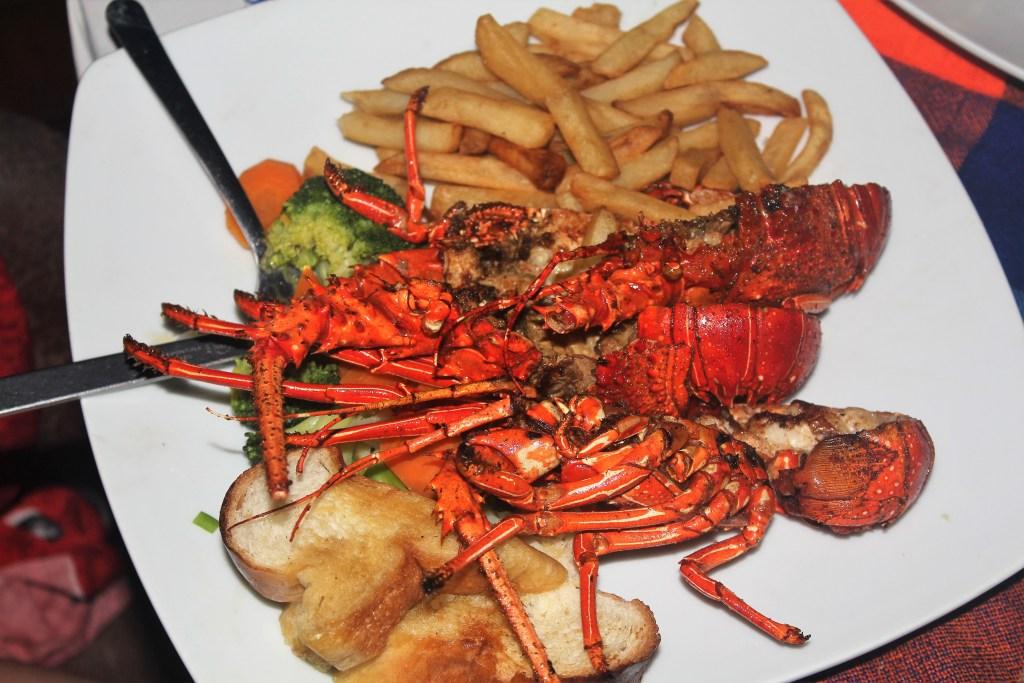 Ah Caramba! (The Lobster House)