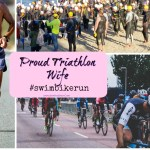 I am a proud triathlon wife. Below are 4 things I didn't expect when I became a triathlon wife and I've learned from them.