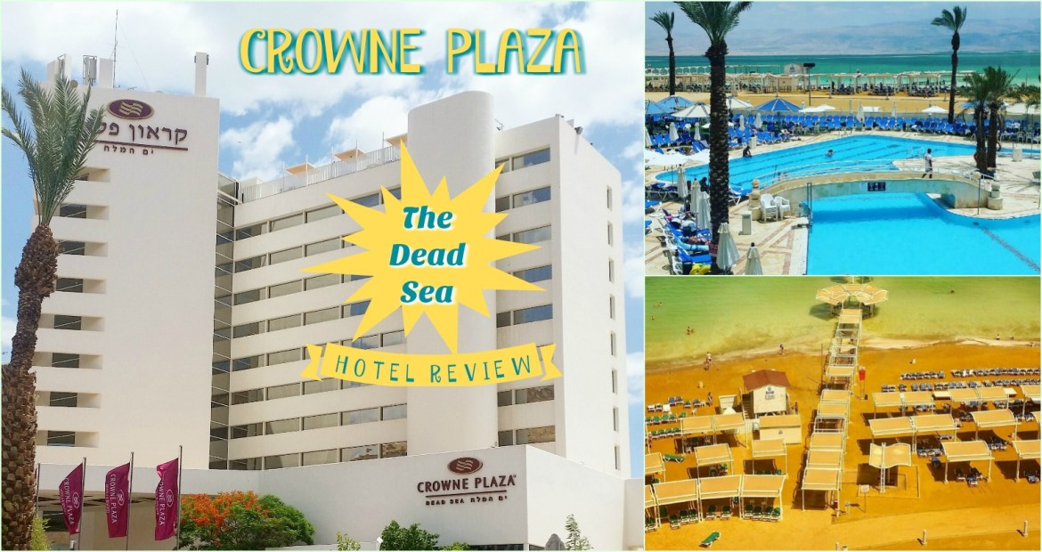 Crowne Plaza Dead Sea Israel