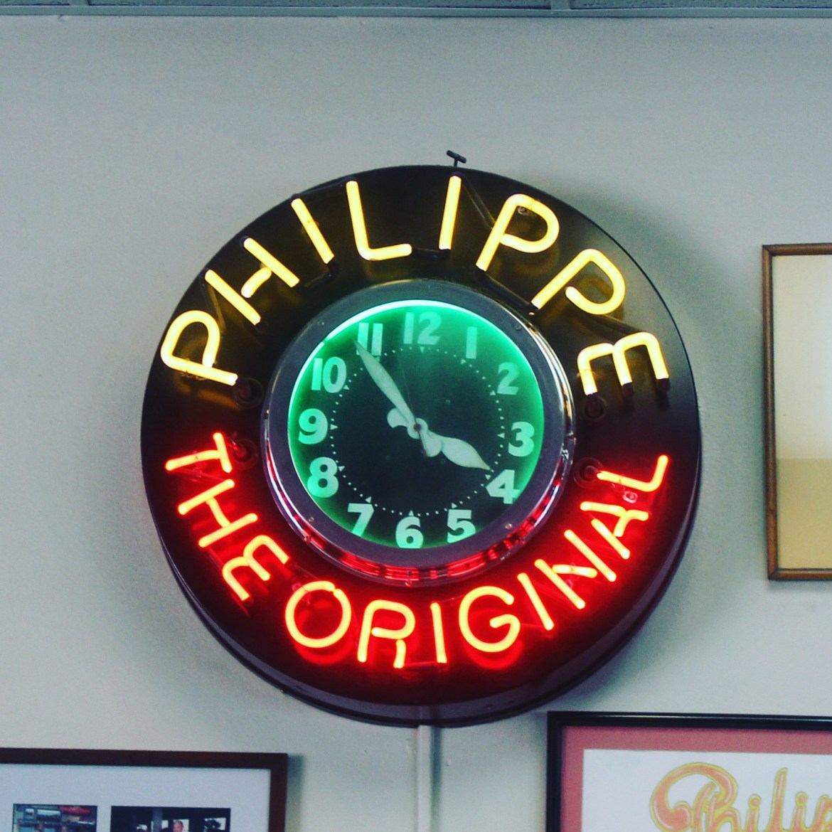 Established in 1908, Philippe's The Original is more than an iconic LA restaurant. It's also home of the original French dipped sandwich.