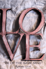 Letters Love:Mind