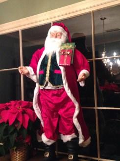 Toby's Santa Surprise