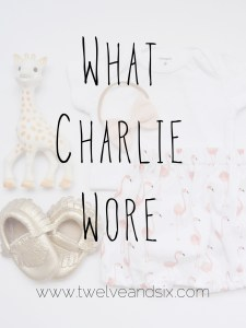 What Charlie Wore