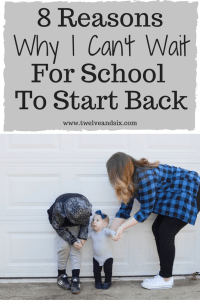 8 Reasons Why I Can't Wait For School To Start Back