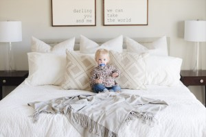 New Home Tour | Master Bedroom