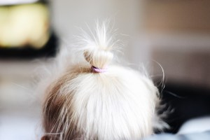 Tips and Tricks for a Toddler Topknot