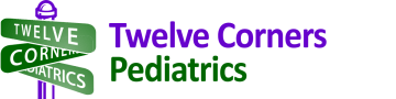 Twelve Corners Pediatrics Logo