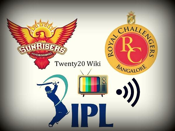 SRH vs RCB Live Streaming, Telecast, Score Match-1 IPL ...
