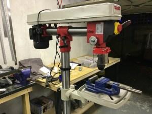 Axminster AH16FRD Radial Pillar Drill