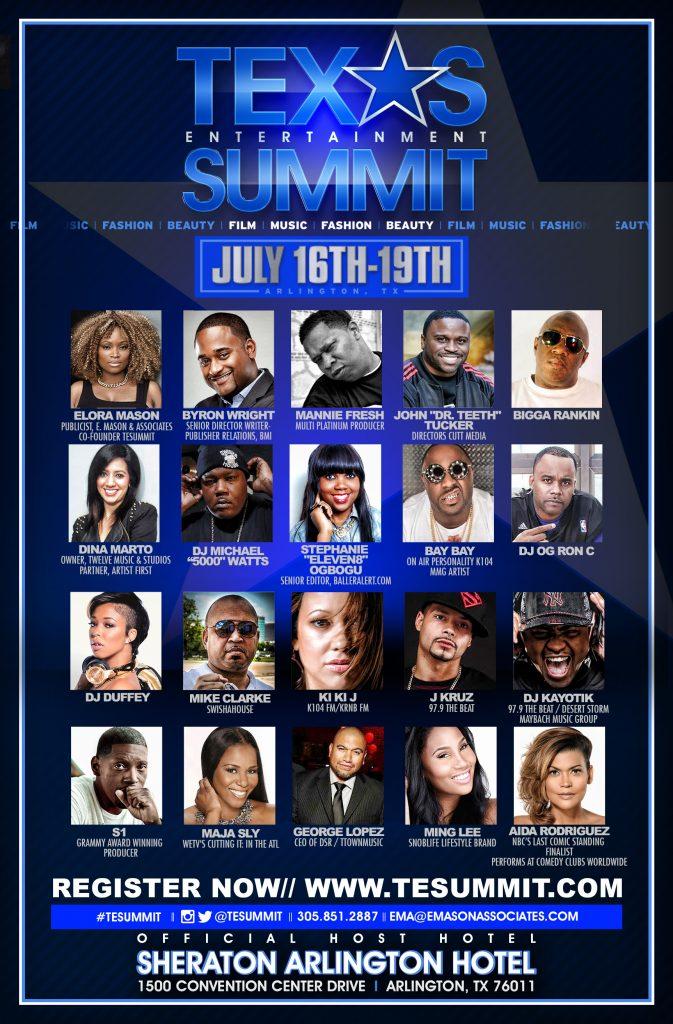 Texas Entertainment Summit