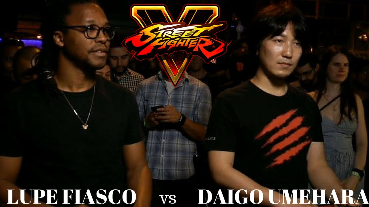 Lupe Fiasco Beat Daigo In Street Fighter V Twenty4seven Magazine
