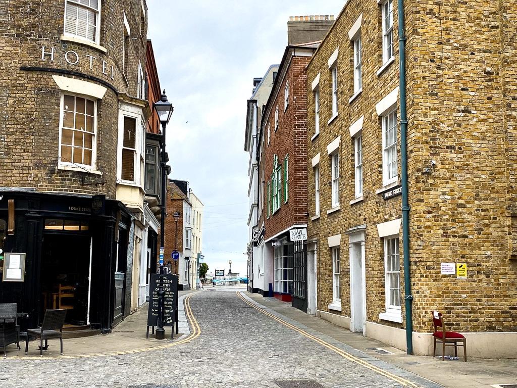 Visiter le Kent : Margate
