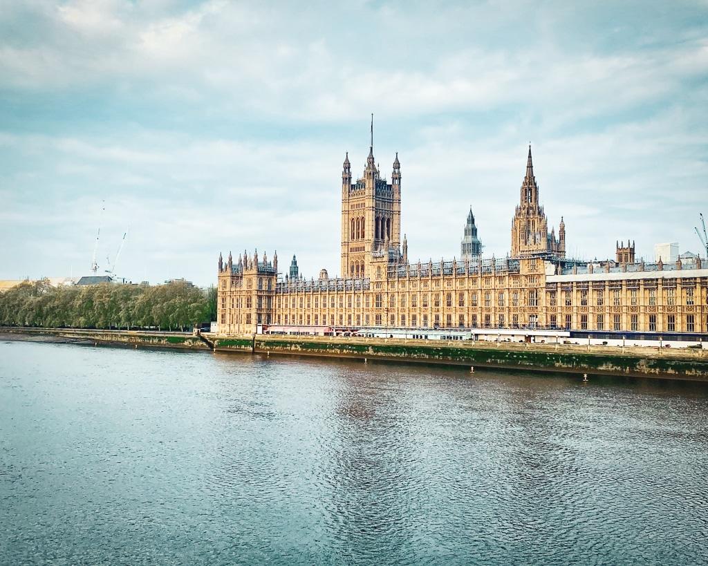 Visiter Londres en 3 jours : Parlement de Westminster