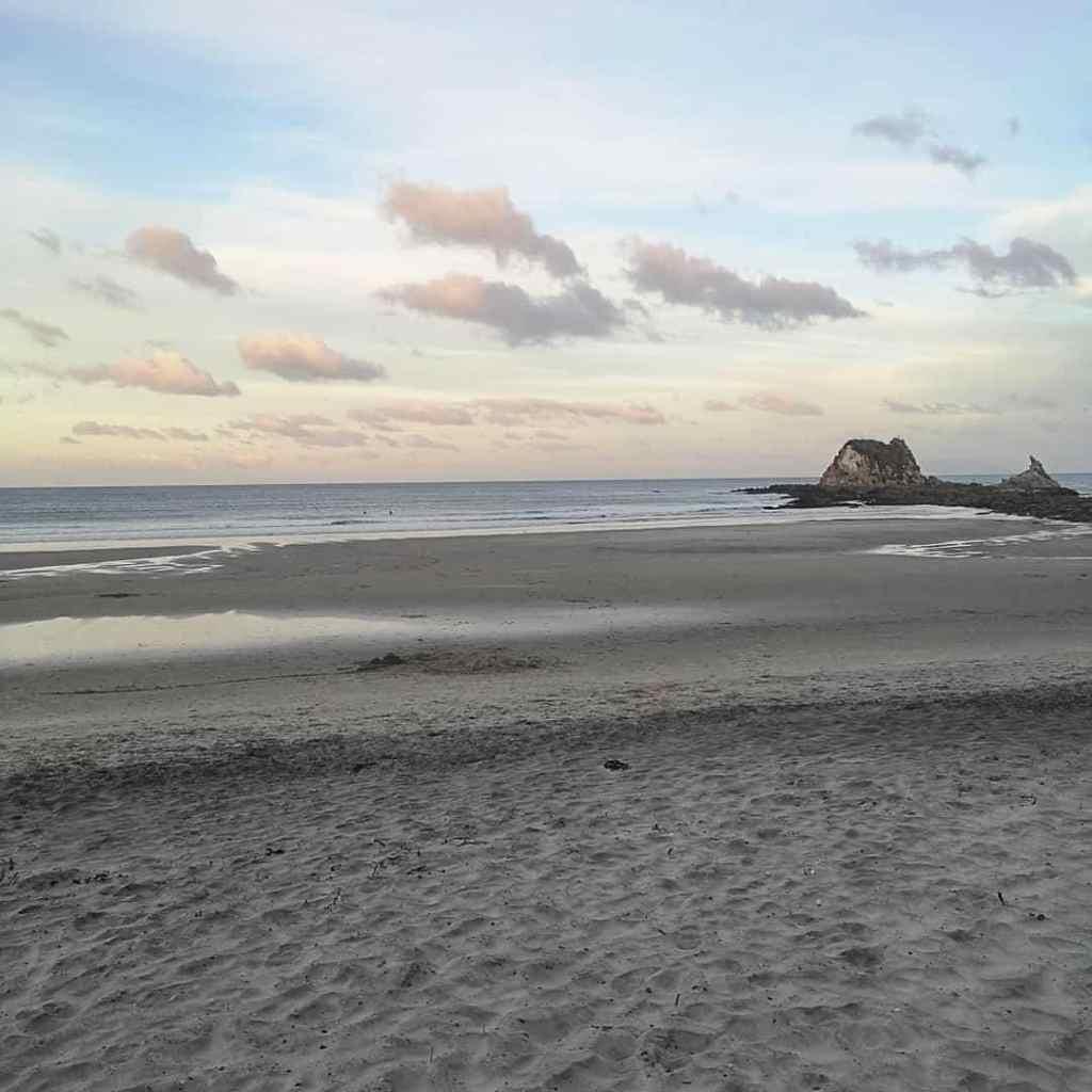 Photo de bord de mer en Nouvelle Zélande