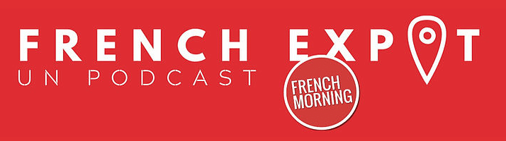 logo French expat le podcast