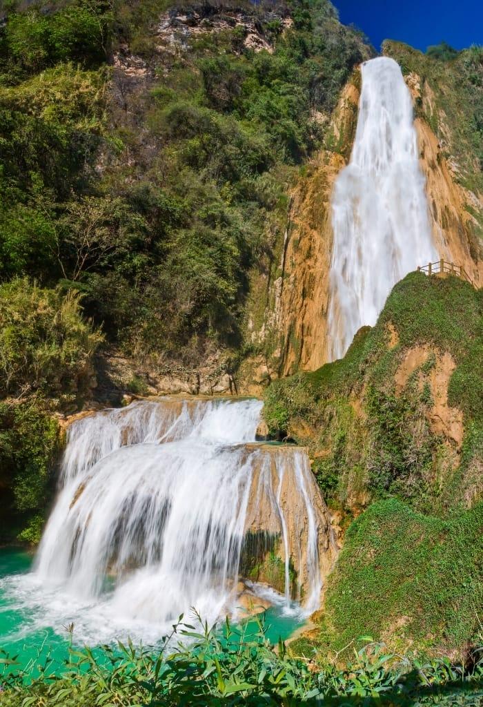 cascade El Chiflon