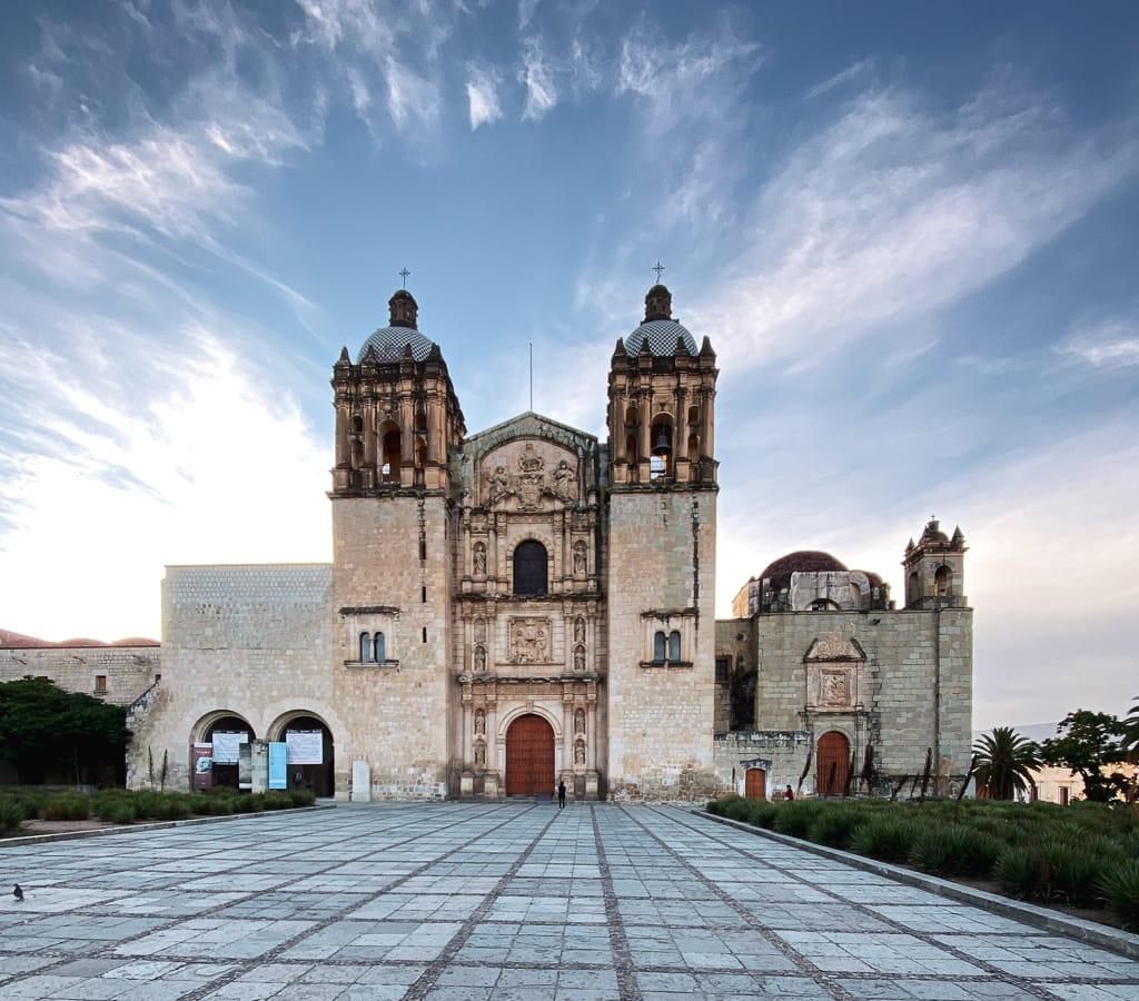 cathedrale Santo Domingo Oaxaca