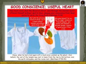 Good Conscience Useful Heart