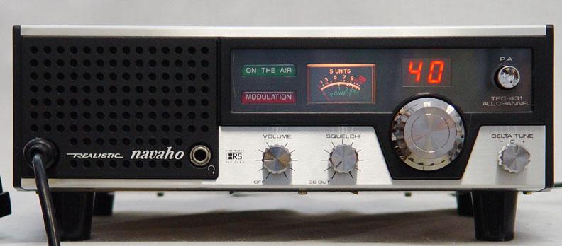 Cb Radio Still Transmits Good Vibes