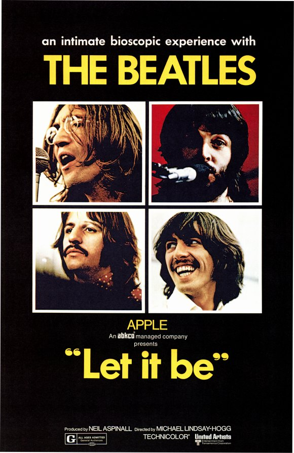 Let it be posterS