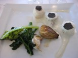 cooked filet of sole