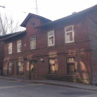 In the Kalamaja neighb - A former Western saloon?