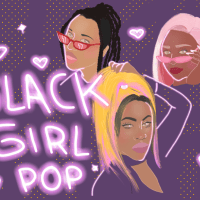 Black Girl Pop