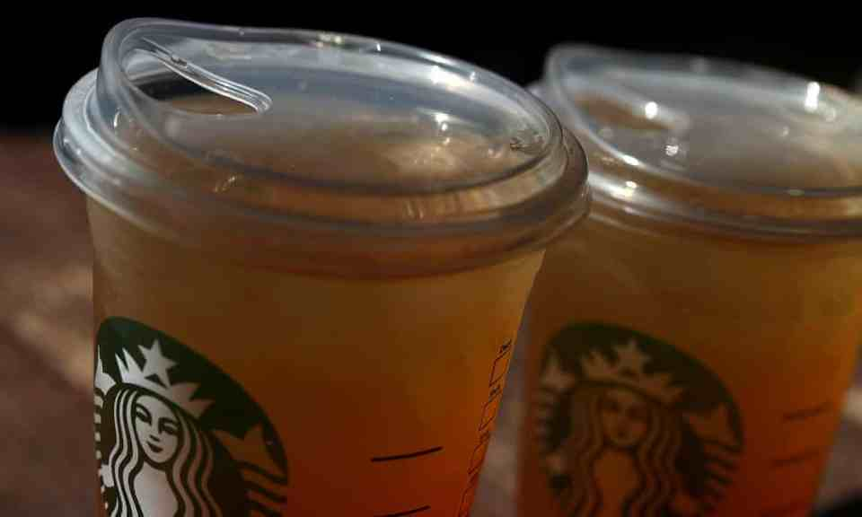 Starbucks is banning straws – but is it really a big win for the  environment? | Business | The Guardian
