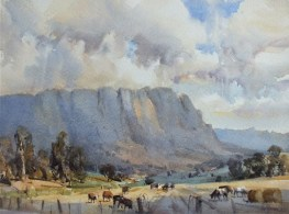 Mount Roland, Ross Paterson