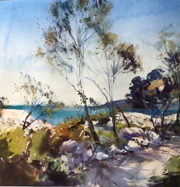 Power of nature, Bicheno, Tasmania, David Tayor