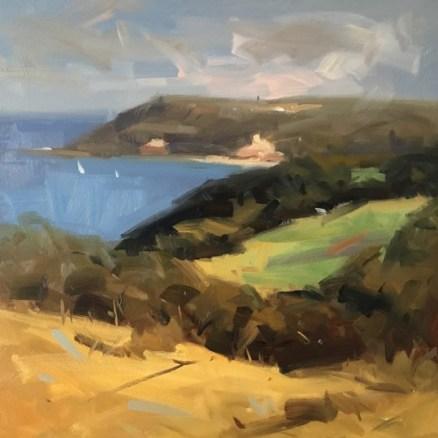 Towards Flinders, Ray Hewitt