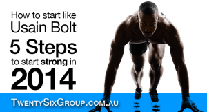 5 Steps to a Strong Start