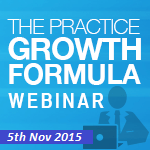 [Past Webinar] Introduction to Practice Growth Formula