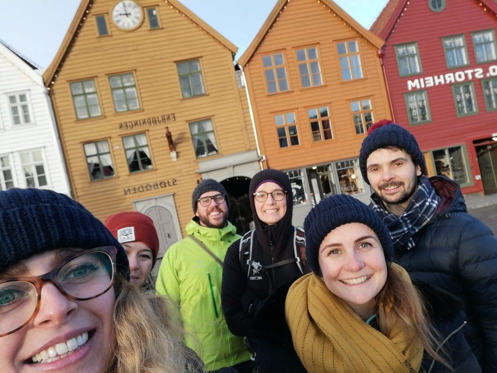 Free Walking Tour Bergen