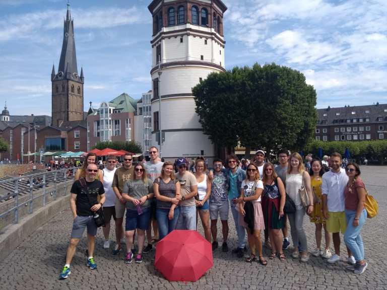 Free walking Tour Dusseldorf