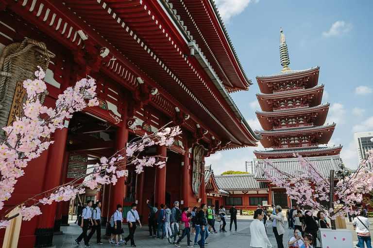 Free Walking Tour Tokyo