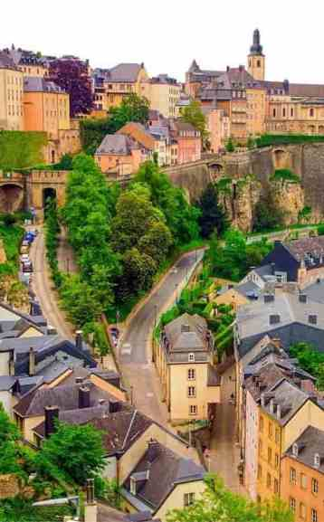 Free Walking Tour Luxembourg