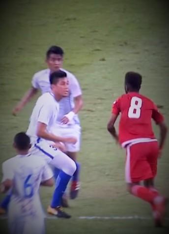 Malaysia v UAE Under-23