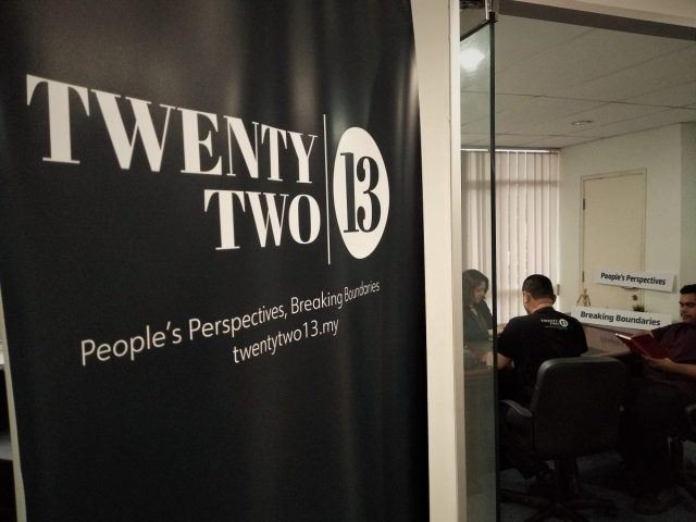 Twentytwo13 office