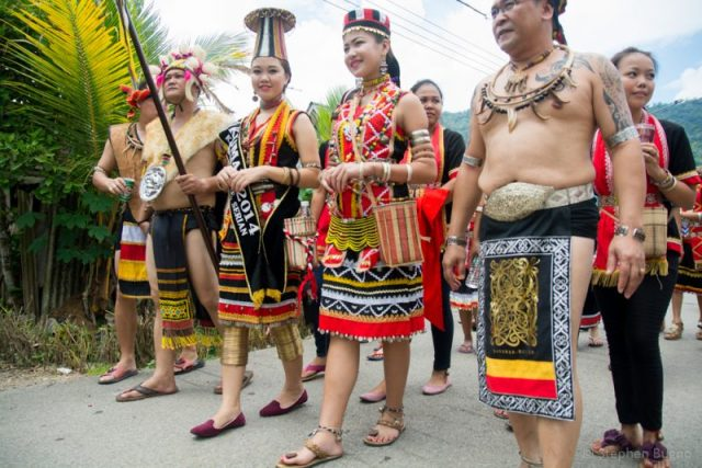 Gawai celebration 2014